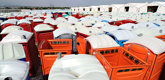 Champion Portable Toilets in Brighton,  CO